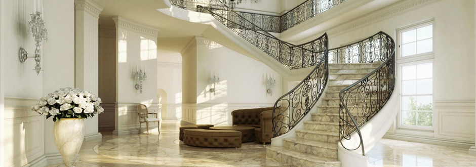 Marble-Steps-Risers
